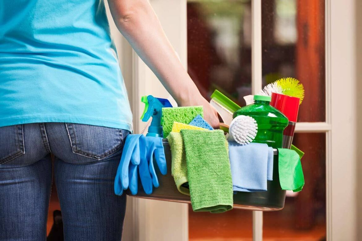 Preparations to Make Construction Cleaning Easier